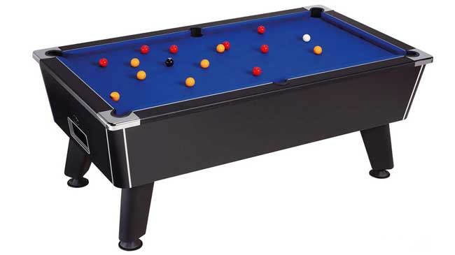 Free Play Pool Table