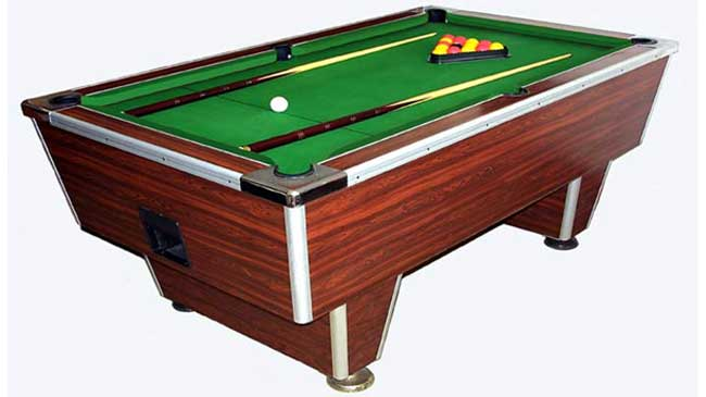 Reconditioned Pool Table